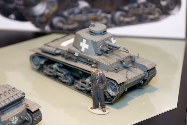 1/35 ドイツ軽戦車 35(t) 6
