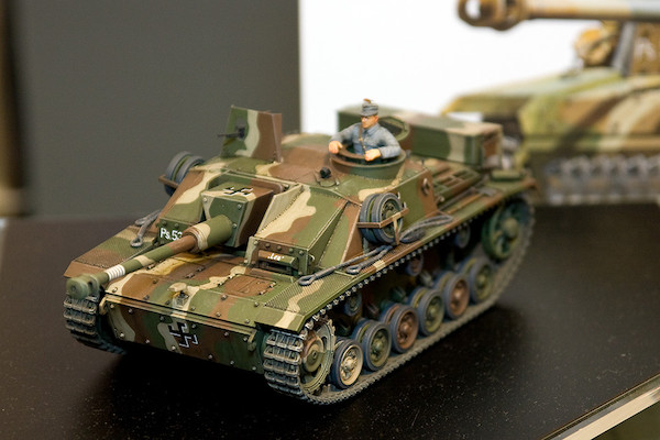 """1/35 III号突撃砲G型 """"フィンランド軍"""" 前期改修型 1"""