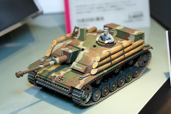 """1/35 III号突撃砲G型 """"フィンランド軍"""" 後期改修型 1"""
