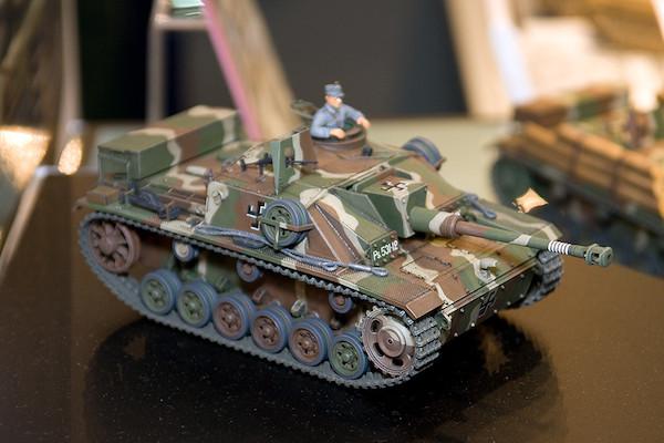 """1/35 III号突撃砲G型 """"フィンランド軍"""" 前期改修型 2"""