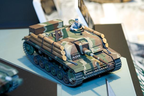 """1/35 III号突撃砲G型 """"フィンランド軍"""" 後期改修型 2"""