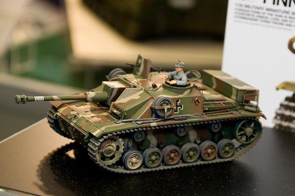 """1/35 III号突撃砲G型 """"フィンランド軍"""" 前期改修型 3"""