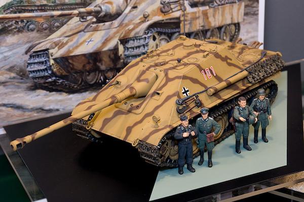 1/25 ドイツ陸軍駆逐戦車 ロンメル 2