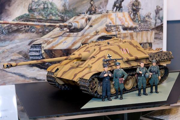 1/25 ドイツ陸軍駆逐戦車 ロンメル 1