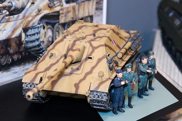 1/25 ドイツ陸軍駆逐戦車 ロンメル 3