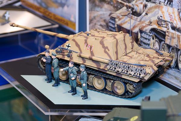 1/25 ドイツ陸軍駆逐戦車 ロンメル 4