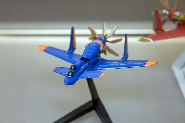 王立宇宙軍 オネアミスの翼 1/144 王立空軍主力戦闘機 第三スチラドゥ 2