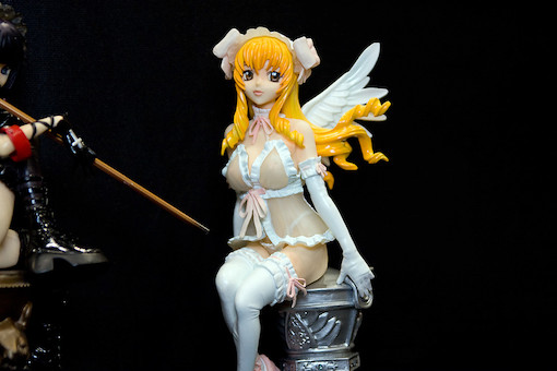 PVC figure 『MORTE & DIANA』 3