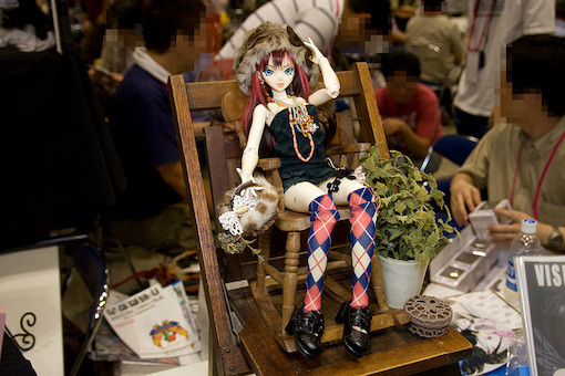 VISPODOLL 『MORTE another style』 2