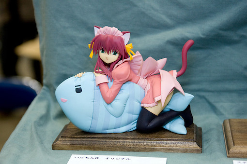 ハルちん氏 オリジナル 『猫耳メイド』 1