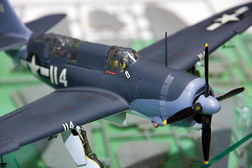 1/48 SB2C-4 ヘルダイバー 7