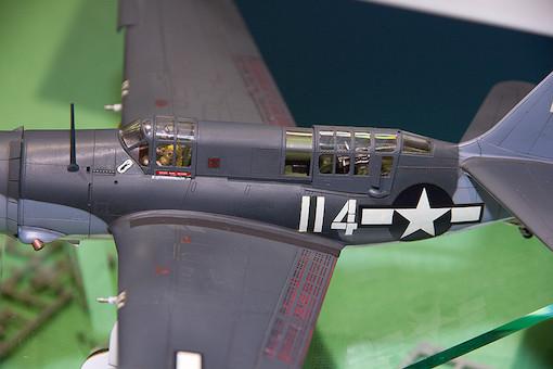 1/48 SB2C-4 ヘルダイバー 4