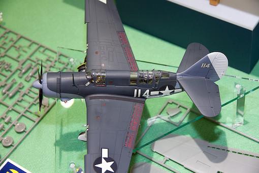 1/48 SB2C-4 ヘルダイバー 3