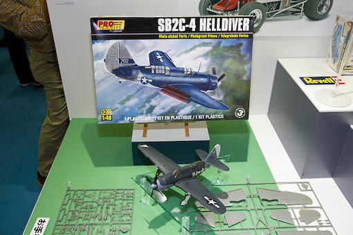 1/48 SB2C-4 ヘルダイバー 1