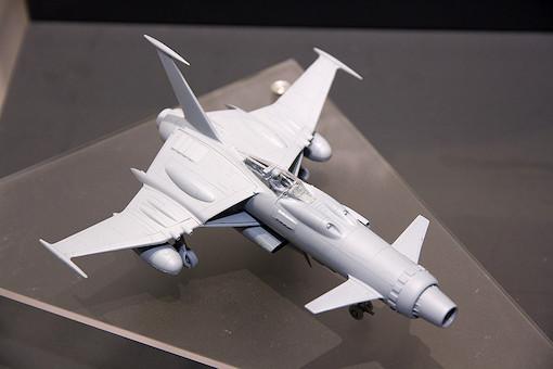 1/72 スペースウルフ SW-190(宇宙海賊キャプテンハーロック) 4