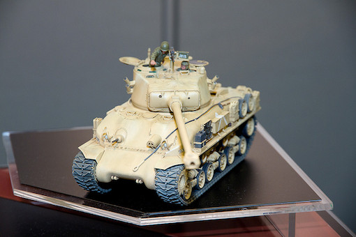 1/35 イスラエル軍戦車 M51スーパーシャーマン 1
