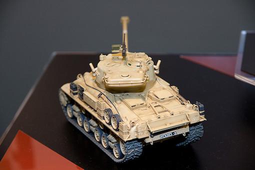 1/35 イスラエル軍戦車 M51スーパーシャーマン 8
