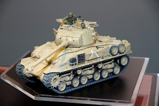 1/35 イスラエル軍戦車 M51スーパーシャーマン 4