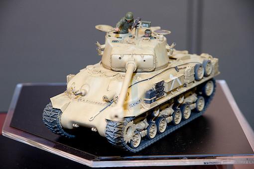 1/35 イスラエル軍戦車 M51スーパーシャーマン 3