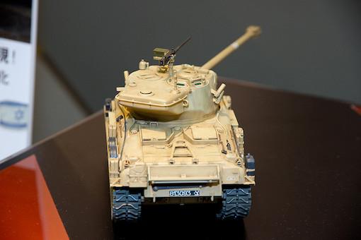1/35 イスラエル軍戦車 M51スーパーシャーマン 9