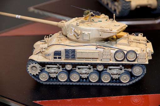 1/35 イスラエル軍戦車 M51スーパーシャーマン 7