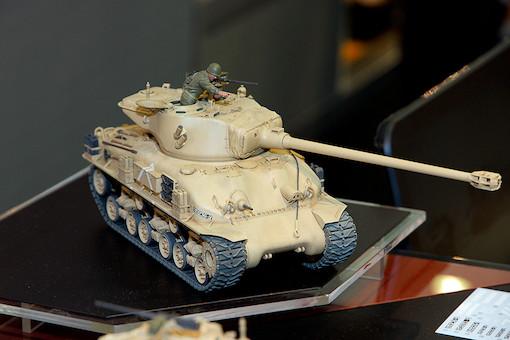 1/35 イスラエル軍戦車 M51スーパーシャーマン 2