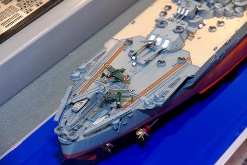 1/350 日本戦艦 大和 18