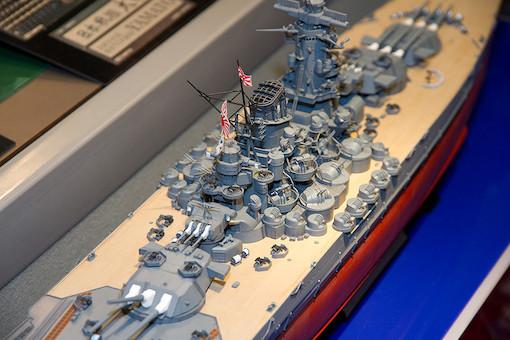 1/350 日本戦艦 大和 7