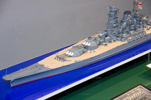 1/350 日本戦艦 大和 20