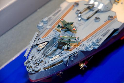 1/350 日本戦艦 大和 19
