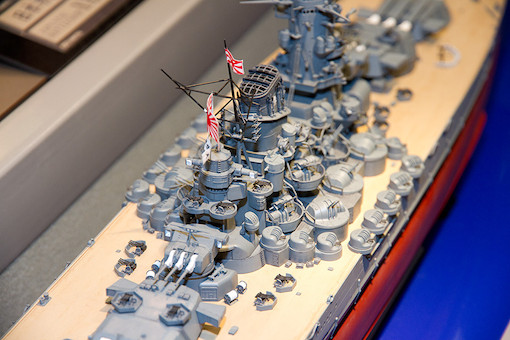1/350 日本戦艦 大和 13