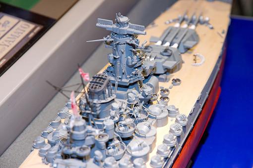 1/350 日本戦艦 大和 12