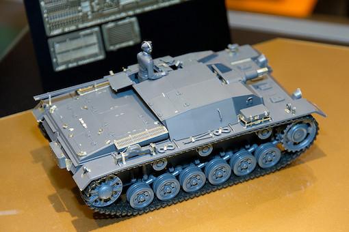 1/35 ドイツIII号突撃砲B型 1