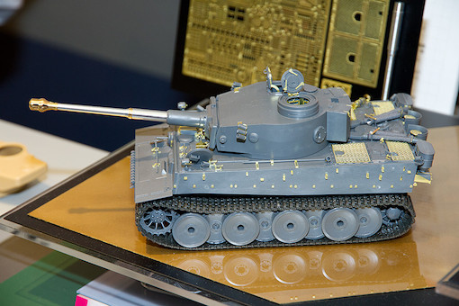 1/35 ドイツ重戦車 タイガーI初期生産型 2