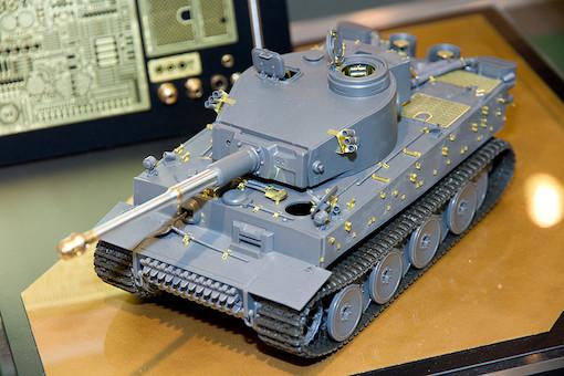1/35 ドイツ重戦車 タイガーI初期生産型 3