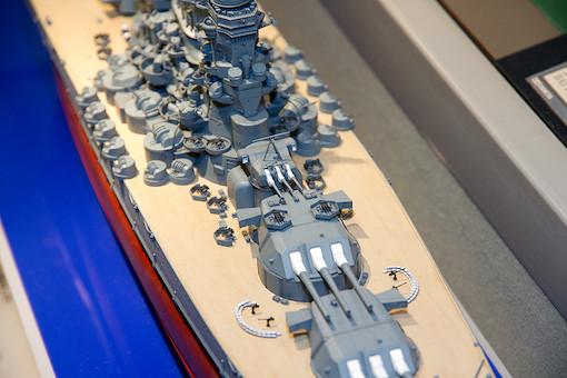 1/350 日本戦艦 大和 6