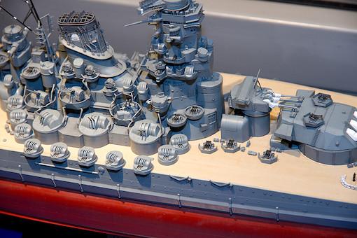 1/350 日本戦艦 大和 8