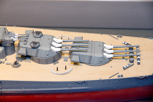 1/350 日本戦艦 大和 4