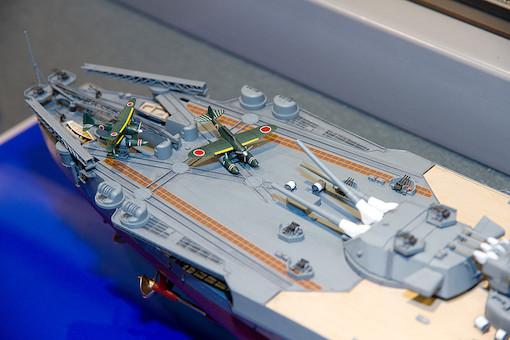 1/350 日本戦艦 大和 17
