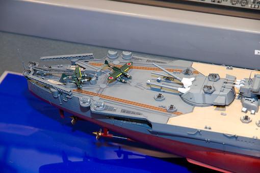 1/350 日本戦艦 大和 16