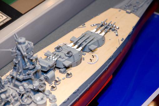 1/350 日本戦艦 大和 5