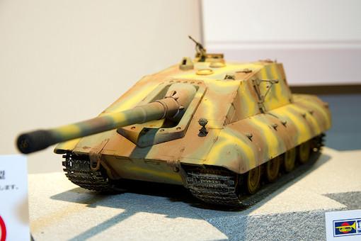 1/35 ドイツ軍 E-100重駆逐戦車 サラマンドル 5