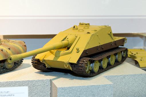 1/35 ドイツ軍 E-100重駆逐戦車 サラマンドル 2