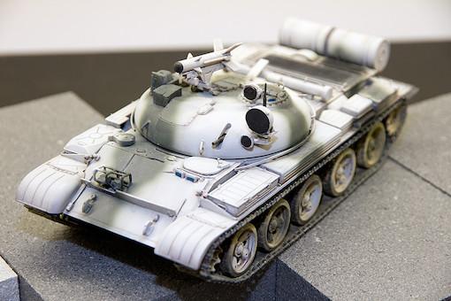 1/35 ソビエト軍 IT-1 対戦車ミサイル型駆逐戦車 2