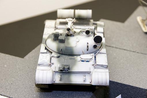 1/35 ソビエト軍 IT-1 対戦車ミサイル型駆逐戦車 4