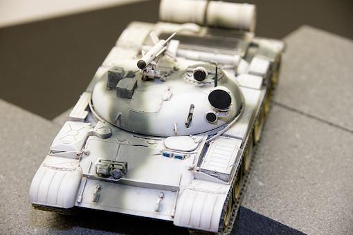 1/35 ソビエト軍 IT-1 対戦車ミサイル型駆逐戦車 3