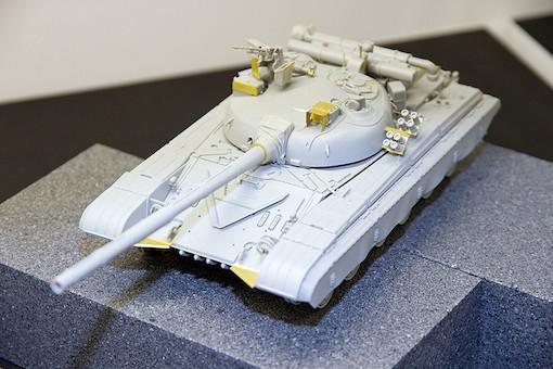 1/35 ソビエト軍 T-64主力戦車 1972 1