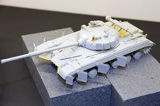 1/35 ソビエト軍 T-64主力戦車 1972 3