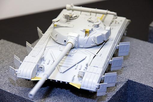 1/35 ソビエト軍 T-64主力戦車 1972 4