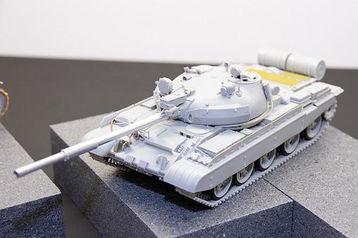 1/35 ソビエト軍 T-62BDD 主力戦車 Mod.1962 2
